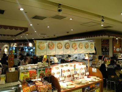 新宿のタイ料理レストラン